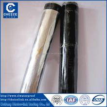 Aluminum Asphalt Based Self Stick Roofing System length of 10m