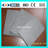 Non-Asbestos Siding New Type Interior Wall Decoration Fiber Cement Board