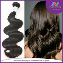 Dyeable brazilian virgin hair weft Best raw