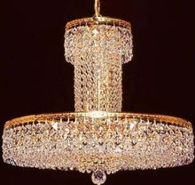 China factory gold asfour crystal chandeliers & pendant lights