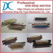 184A025-292L001 25 Pin D-sub Connector CON 25POS FEMALE IDC FLAT RIBBON