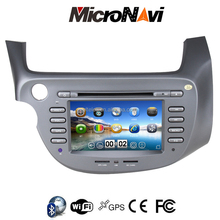 7 inch Special Car DVD Player For Honda Fit with GPS Navigation System