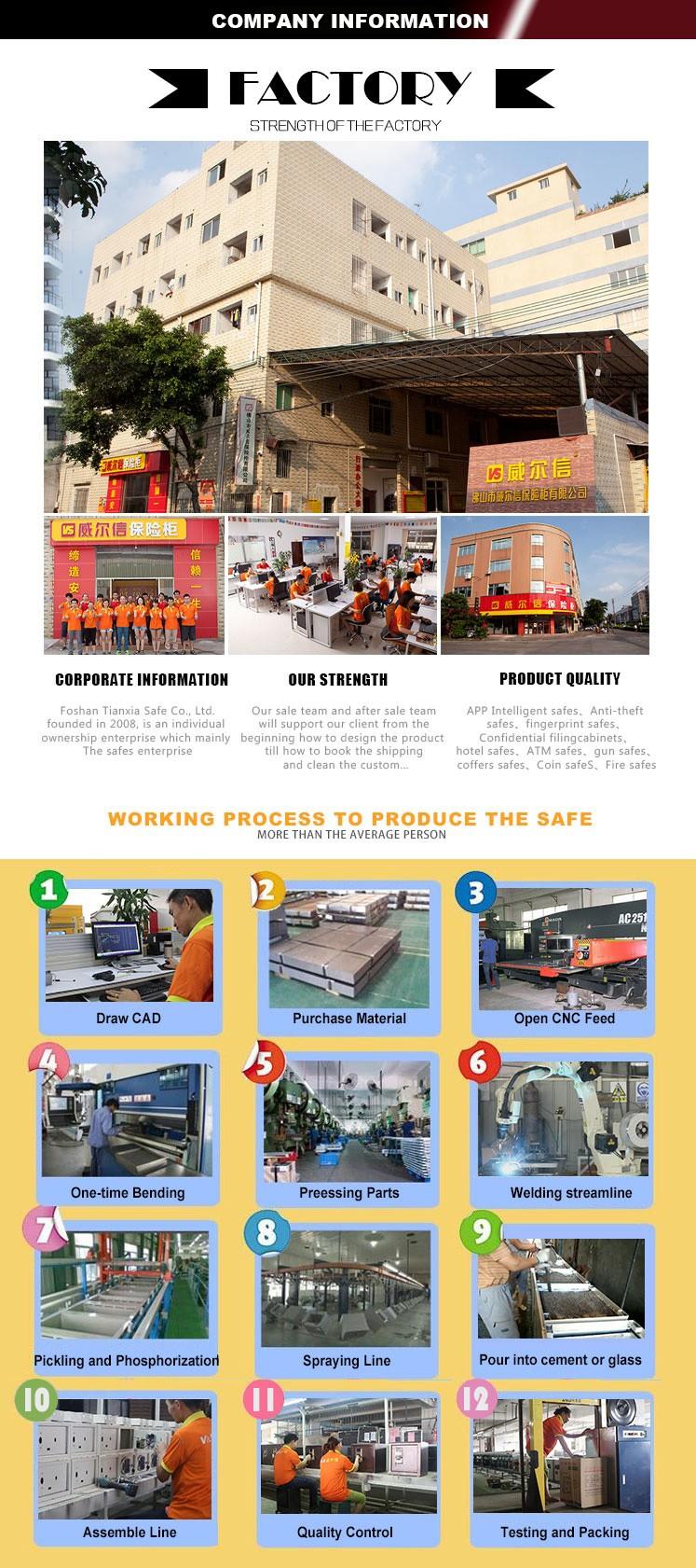 Alibaba китай две двери противопожарные электронной цифровой кодовый замок сейф для бизнеса