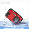 Cheap Waterproof Digital Camera with 2.7 LCD 8X Digital Zoom(DC-188)