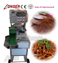 Commercial Cooked Beef Slicing Machine|Cooked Meat Cutter and Slicer Machine