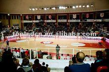 CN led display Production basketball stadium led screens