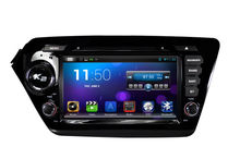Pure android 4.2.2 Car DVD Player for Kia K2 Rio with CPU Dual Core Radio Tape Recorder Stereo