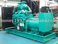 AMF Controller 520kW 650kVA Soundproof Diesel Genset 50Hz