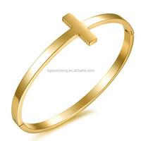 2015 fashion bracelet nail gold bracelet jewelry wholesale