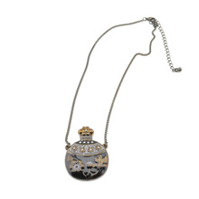 Fashion Promotion Meaningful Rotating Kettle Pendant Necklace