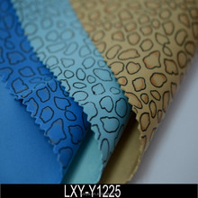 Hot sale cloth glitter for spring summer wear/garment fabric