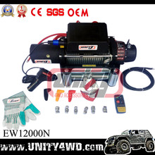 CE approved Cheap Factory Price 12v/24v tow truck winch for sale