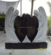 2015 cheap Chinese popular angel tombstone