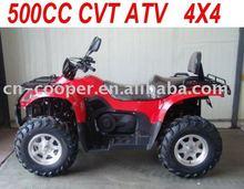 500cc 4X4 ATV with EEC