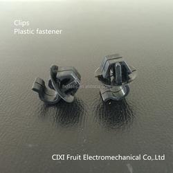 13.6mm*12.4mm Hole Push in Plastic Rivets Car Door Panel Fastener automotive fastener palstic fastener car clips F2195
