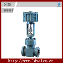 "D400G 1""~24"" ANSI Class150~2500 High Performance Hard seal Gate Valves Control Valves"