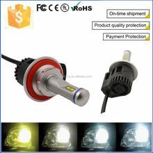 Canbus Car LED Headlight Bulb High Power H13 55W 5200lm LED Bulbs