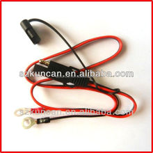 Ring Terminal Cable for Battery Tender spt-1 16awg/2c
