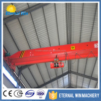 New design crane 10 Ton mobile overhead crane with world level