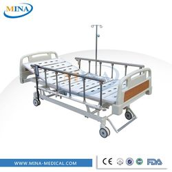 MINA-EB3709 home care 3 motors hospital electric nursing chair bed