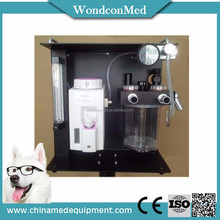 Virtual small veterinary anesthestic units for vet clinic