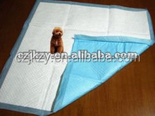 Disposable Hospital Under pad with Substratum Color and Multiplicative Tissue Paper