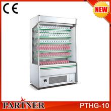 High quality round barrel beverage cooler,pepsi cooler,wine cooler price cheap