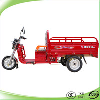 800w battery operated electric assisted tricycle