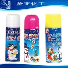 creative design aerosol snow spray