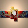 venta al por mayor de imágenes grupo de pintura de arte para sala de estar