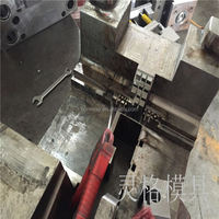ningbo boomray own professional produce different kinds of plastic products pe pipe extrusion die head