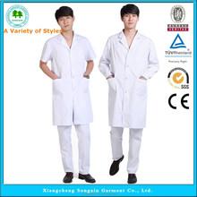 Wide selection men's lab coats