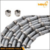 Stone Cutting Wire Saw For Multi Wire Machine With Small Wire Saw Beads