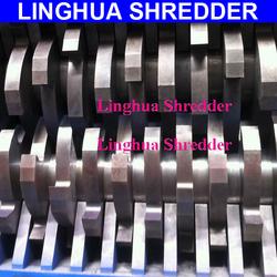 compost shredder machine