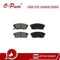 Pastillas De Freno Barato D900 De China Fabricante Vehículo Partes Cerámica Para Mazda RX8
