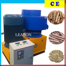 Winter Home Heating System CE Ring Die Wood Pellet Mill