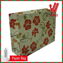New design big size paper bag shoping bags and promotion paper bag
