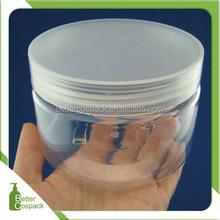 8oz 250ml PET bath salt jar