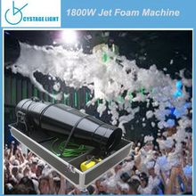 Excellent Quality Hot Sell Stage Effects 1800 Foam Machine