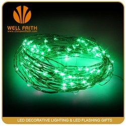 12-24v Lighting decoration Christmas string programmable rgb led string light control