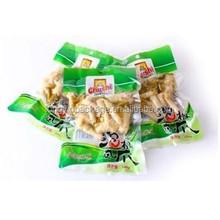 vacuum food packing bag/plastic bag food vacuum sealer/food vacuum bag