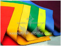 340gram 99% cotton 1% AST anti-static waterproof and fireproof fabric for safety workwear