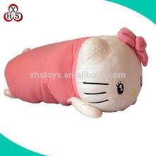 big hello kitty neck pillow cushion 80cm long