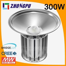 LED High bay light 300w for Industrial Volleyball lighting 5 years warranty