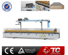 profile automatic woodworking wrapping machine for sale