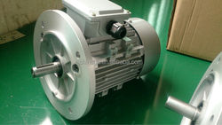 three phase electric motor 4kw 5.5hp