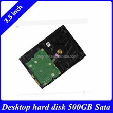 Original 3TB SATAIII 6Gb/S 3.5 inch desktop internal hard drive HDD ST500DM002 16MB cache 7200rmp