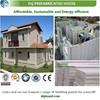 2015 energy saving lightweight Prefabricated luxury villa home