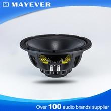 10NMB420-16 high SPL diaphragm 10 inch stage speaker woofer disco speaker system fpr night club