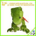 promocional gigante de dinossauro de brinquedo de pelúcia atacado